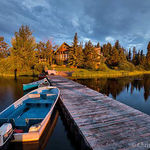 Eagle's Nest Resort, Anahim Lake