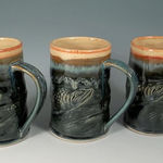 Sorrento Stoneware, Sheryl Willson & Mark Hemmingson, Sorrento
