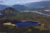 Cowichan Lake Visitor/Business Centre, Lake Cowichan