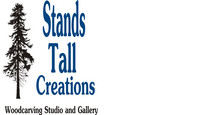 Stands Tall Creations Woodcarving Studio and Gallery, Shane Tweten, Bowen Island