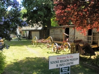 Sooke Region Museum and Visitor Centre, Sooke