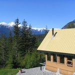 Bella Coola Cabin - John's Perch, Bob Anderson, Bella Coola