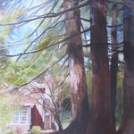 Timms Fine Art Gallery, Marilyn Timms, Northern Gulf Islands