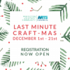 PDCAC Presents Last Minute Craft-mas Fundraiser