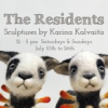 The Residents - Sculptures by Karina Kalvaitis